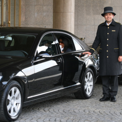 Servicios de limousine