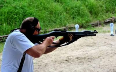 Shooting range Warsaw