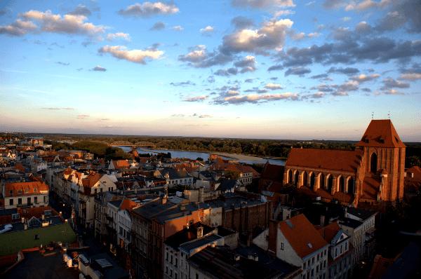 Torun Old Town