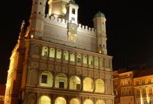 Centro histórico de Poznan