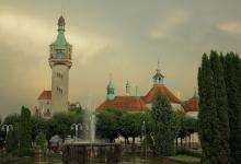 Faro en Sopot