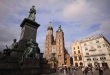 Cracovia, basílica de Santa María