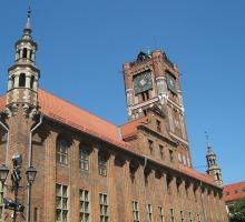 Torun town hall