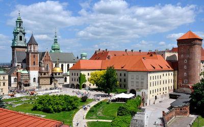 Cracovia, Wawel