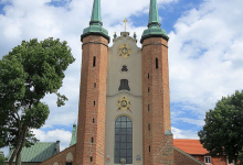 Gdansk, Catedral de Oliwa