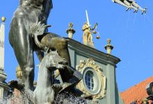 Gdansk, Monumento Neptuno
