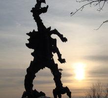 Cracovia, dragón de Wawel
