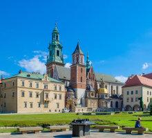 Cracovia, la catedral de Wawel