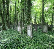 Cementerio judío en Lodz