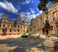 Palacio de Izrael Poznanski en Lodz