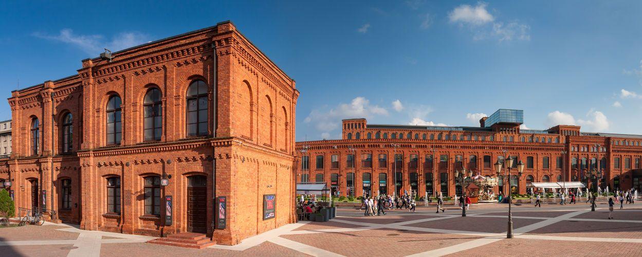 Manufaktura en Lodz