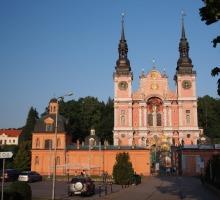 Monasterio de Swieta Lipka